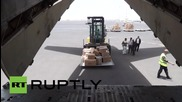 Yemen: UNICEF delivers supplies to Sanaa amid Saudi-led airstrikes