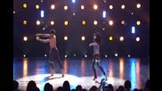 sytycd (season 7) - Robert & Courtney - Jazz