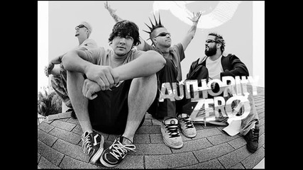 Authority Zero - Sirens In The Streets
