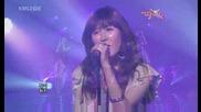 Davichi - 8282 + Accident [music Bank 090306]