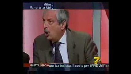 Nai Ludiq Fan Na Milan Champions League 2006 - 2007 Milan - Manchester Utd 3 - 0