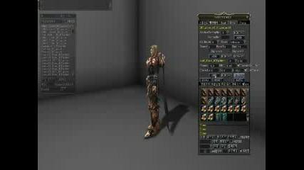Lineage 2 Gracia Final Dev Console