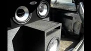 Bass Car Audio Subwoofer Spl