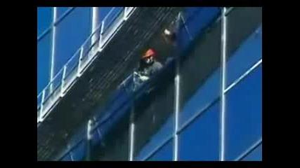 Ужасен Инцидент !Рампа Изпочупи Сграда!