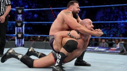 Rusev Day срещу The Bar: WWE Първична сила 11.08.2018