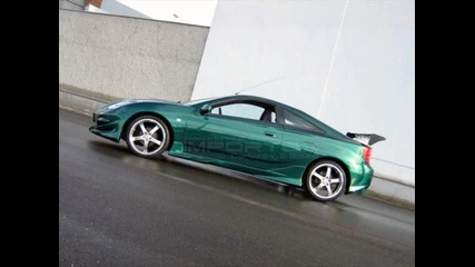 Toyota Celica T23 -nice Shots-
