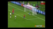 1/2 World Cup 10 - Germany 0 - 1 Spain