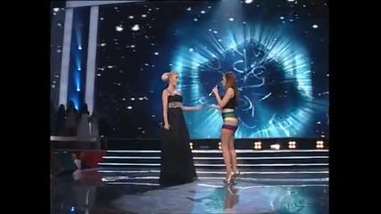 Ivana Pavković i Nikolina Kovač - Nisam kao pre (Z Granda 2011_2012 - Emisija 25 - 24.03.2012)
