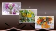 Даровете на природата - букети от нежни цветя! ...