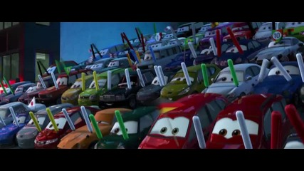 Cars 2 - Official Trailer 4