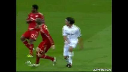 голн на Cristiano Ronaldo 2-0 25.04.2012