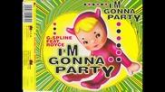 G-spline Feat. Royce - I'm Gonna Party (rare eurodance 1996)