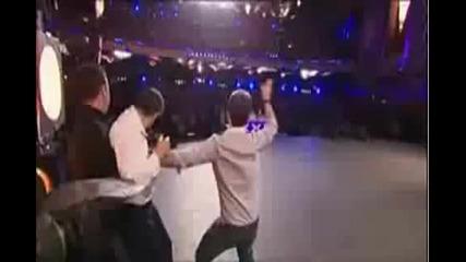 Много смях в Britains got talent ! Страхотен танц!