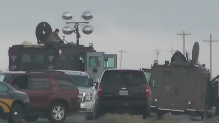 USA: FBI sets up additional checkpoints as Oregon standoff continues