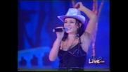 Деси Слава - Бели Нощи 6.12.2000 Ндк Payner koncert