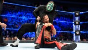 Jeff Hardy vs. Shinsuke Nakamura - United States Championship Match: SmackDown LIVE, July 17, 2018