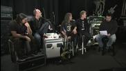 Metallica - Orion Music + More Live Press Conference