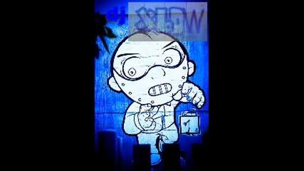 Dj Xbow - 04.07.09 B&w