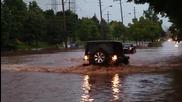 Наводнение в Бърлингтън, Върмонт 4.8.2014