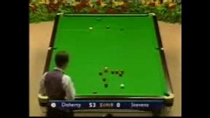 Fantastic Break - Part 1 - Ken Doherty B&h 2000 Snooker Final