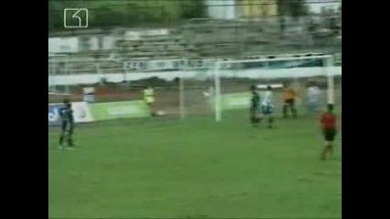 Черно Море - Берое 1:0 гол на Кривия