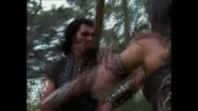 Xena and Ares - I hate everything about you