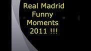 Реал Мадрид смешни моменти!