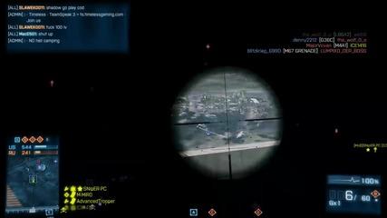 Battlefield 3 Trolling dem Noobs *n00b Edition* 2