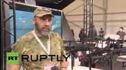 Russia: Kalashnikov presents remote-controlled combat module for speedboats