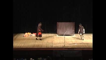 Театър на Наруто 2007 година