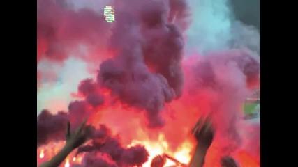 Лефски - Цска 26 - 02 - 2011...бъди един от нас!!!