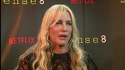 Daryl Hannah Gels On Netflix And Sesame Workshop Gala