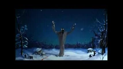 Как Смъртта краде подарък от Дядо Коледа - Смях