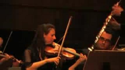 Чае Шукарие в изпълнение от оркестър за класическа музика