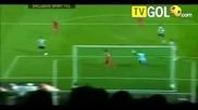 Два гола на Божинов ( Спортинг Лисабон - Жил Висенте 6-1 )
