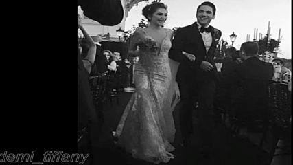 Burak Ozcivit and Fahriye Evcen and Neslihan Atagul-kadir Dogulu Weddings pics 2017
