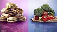 Muscle Damage -Какво е здравословно хранене?