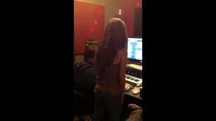 Anahi Componiendo Preview 1 youtube original