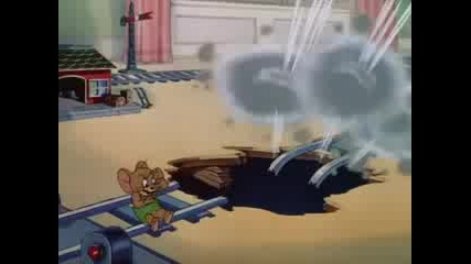 Tom & Jerry Cd5