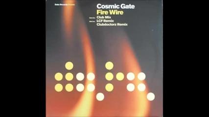 Cosmic Gate - Fire Wire (club Mix)
