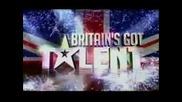 Най-смешното прослушвате в Britians Got Talent!!!!