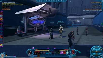 Star Wars The Old Republic - Duel on Dromund Kaas