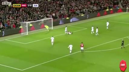 Highlights: Manchester United - Sunderland 26/12/2016