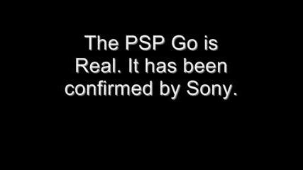 Psp Go! E3