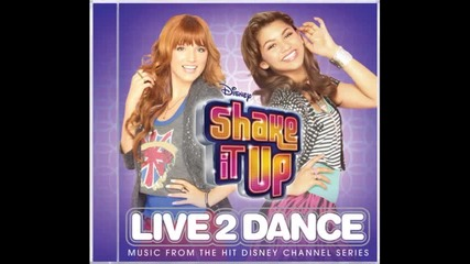 Shake It Up 2: Live 2 Dance - Bring The Fire - Ylwa
