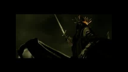 Трейлър - LOTR  The Rise Of The Witch-King