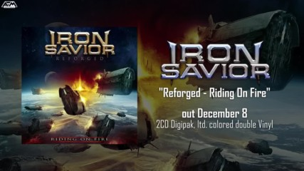 Iron Savior - Battering Ram ( Official Audio Clip)