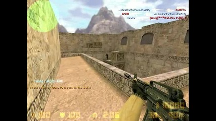 Да Играем Counter Strike 1.6 епизод 8