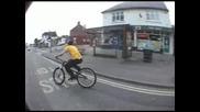 Neil Tunnicliffe Adamant Video 2 - Bike Trial