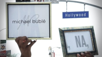 Michael Bublé - Hollywood (Оfficial video)